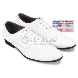 Giày thời trang Huy Hoàng có dây màu trắng HR7120 giá sỉ