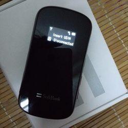 Router SOFTBANK 007Z 3G 4G WIFI PHÁT có khe cắm sim