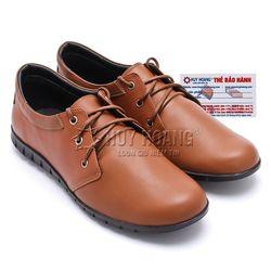 Giày thời trang Huy Hoàng màu đen HR7119 giá sỉ