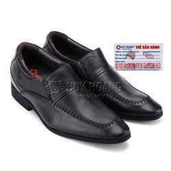 Giày tăng chiều cao huy hoàng màu đen HR7187 giá sỉ