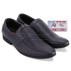 Giày tây nam Huy Hoàng màu đen HR7706