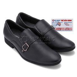 Giày tây nam Huy Hoàng màu đen HR7163