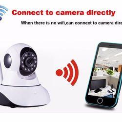 Camera thông minh Wifi IP Full HD 1080p 2Megapixels giá sỉ