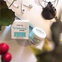 Kem dưỡng trắng da Tone Up Whitening Cream Mersenne Beaute giá sỉ