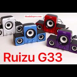 LOA RUIZU G33 giá sỉ