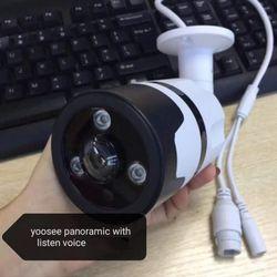 Camera Yoosee thân ngoài trời chống nướcGÓC CỰC RỘNG Panoramic 1 anten hồng ngoại IP 2Megapixels giá sỉ