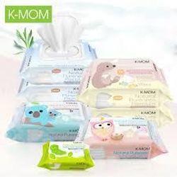 KHĂN ƯỚT K-MOM 30 cái giá sỉ