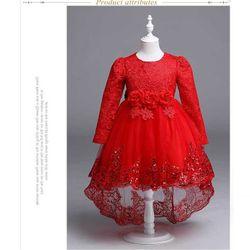 HÀNG ORDER Đầm công chúa cho bé gái D081