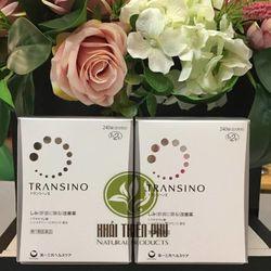 Viên uống trị nám Transino Whitening của Nhật Bản giá sỉ