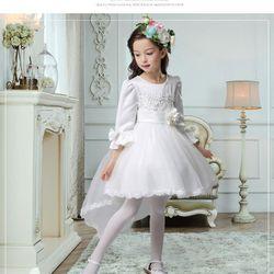 HÀNG ORDER Đầm công chúa dự tiệc D079