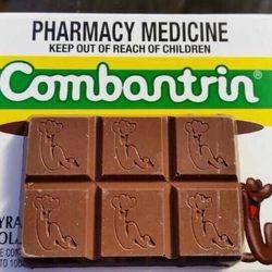 Thuốc tẩy giun Combatrin - Hàng Úc giá sỉ
