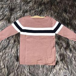 Áo len nữ tay dài Quảng Châu - MS04
