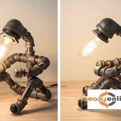 đèn sắt trang trí 08