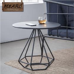 Mẫu bàn phòng khách bằng sắt phun sơn tĩnh điện Diamond Variant giá sỉ