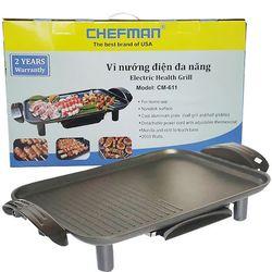 Bếp nướng điện không khói Chefman 3517