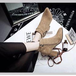 giày bốt nữ đẹp