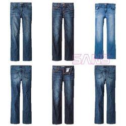 Quần dài jeans bootcut Bé gái CatJack size 4-18T giá sỉ
