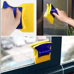 Dụng cụ lau cửa kính Double Sided glass Cleaner 3503