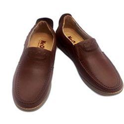 Giày lười màu nâu giá sỉ