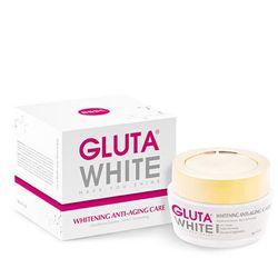 Gluta White - Whitening Anti-Aging Care - kem trắng da chống lão hoá ban đêm giá sỉ