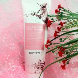Sữa rửa mặt top ten collagen Foam Cleansing Hàn Quốc giá sỉ