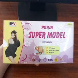 VIÊN GIẢM CÂN PORIA SUPER MODEL - SỈ BUÔN SLL