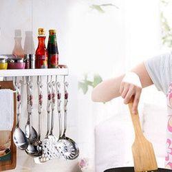 Kệ treo dụng cụ nhà bếp đa năng mẫu sang trọng