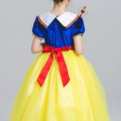 HÀNG ORDER Đầm công chúa bạch tuyết D092 giá sỉ