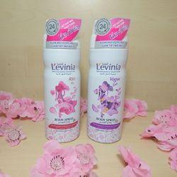 Xịt toàn thân Levinia 200ml Malaysia
