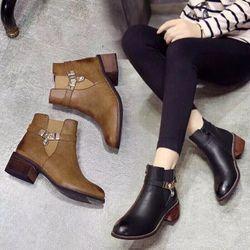 giày bot nữ cao câp