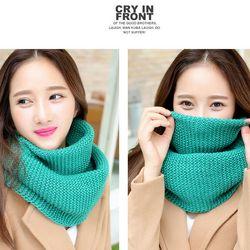 Khăn len chui đầu phong cách Hàn Quốc KH05 giá sỉ
