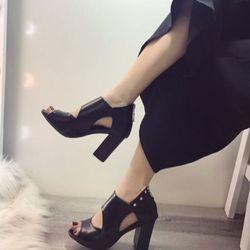 giày bốt nữ cực chất