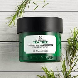 Mặt Nạ Ngủ The BodyShop Tea Tree Anti-Imperfection Night Mask - Chính Hãng giá sỉ
