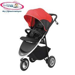 Xe đẩy trẻ em Aprica Smooove Red 92726