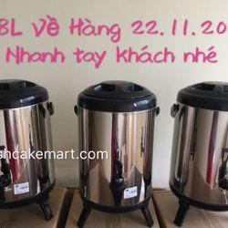 bình ủ trà chuyên nghiệp 8L