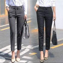 Thêm hình mẫu quần tây bigsize Chất kaki lạnh hàng chuẩn from dành cho người mập Màu đen xám đậm xám nhạt Size giá sỉ