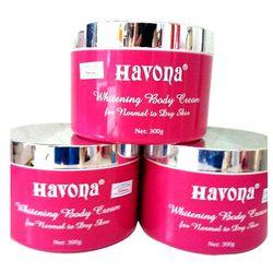 Kem dưỡng trắng Body Havona giúp da trắng mịn màng loại bỏ tế bào chết cho da chống lão hoá da giá sỉ
