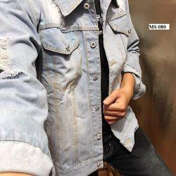 Áo Khoác Jeans Nam MS 080