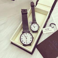 Đồng hồ lưới cặp giá sỉ