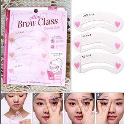 KHUÔN KẺ CHÂN MÀY NGANG BROW CLASS 0096 giá sỉ