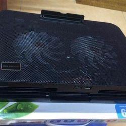 Đế tản nhiệt Laptop Cooling Pad N99 có đế nâng Mã sản phẩm giá sỉ