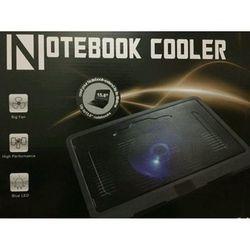 Đế tản nhiệt Laptop Z019 có 1 quạt lớn có đèn giá sỉ