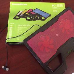 Đế tản nhiệt Laptop K52 2 quạt lớn giá sỉ