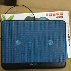 Đế tản nhiệt Laptop 2 Fan N139 giá sỉ