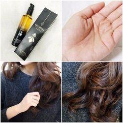 Serum dưỡng tóc nước hoa Cocoesl Amber