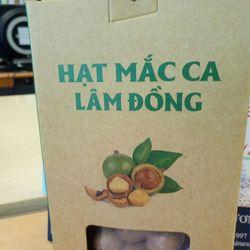 Hạt macca Lâm Đồng