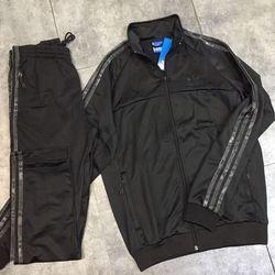 Bộ quần áo thể thao nam đen sọc CAMO giá sỉ