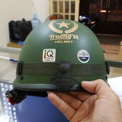 Mũ bảo hiểm bộ đội