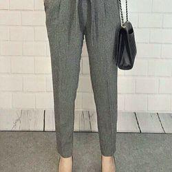 quần baggy kèm belt giá sỉ