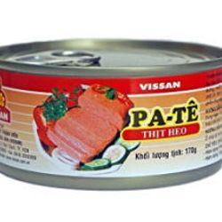 Patê thịt heo Vissan 397gr